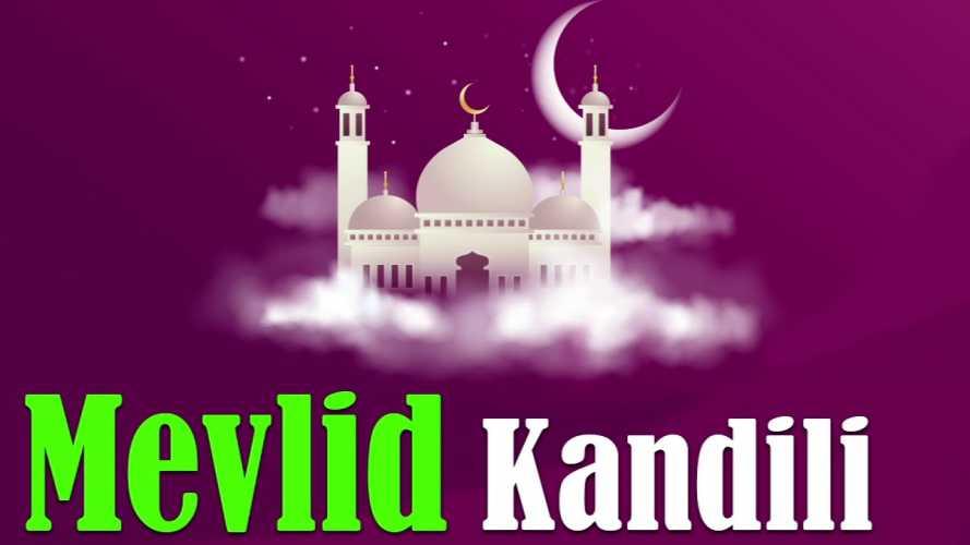 Mevlid Kandili Bilgi