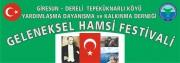 Tepeküknarlı Köyü 16. Hamsi Festivalimiz Gerçekleştirildi
