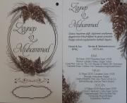 Düğün - Zeynep DİNÇ & Muhammed CEYLAN (31.05.2020)