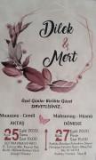 Düğün - Dilek AKTAŞ & Mert DÖMEKE (27.09.2020)