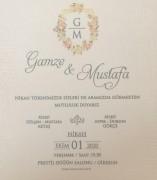 Düğün - Gamze AKTAŞ & Mustafa GÖKÇE (01.10.2020)