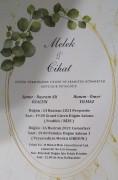 Düğün - Melek ÖZALTIN & Cihat YILMAZ (26.06.2021)